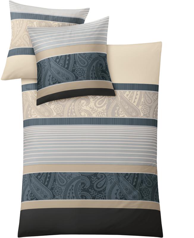 kleine wolke bettw sche cambridge taupe wohnaccessoires bei tepgo kaufen versandkostenfrei. Black Bedroom Furniture Sets. Home Design Ideas