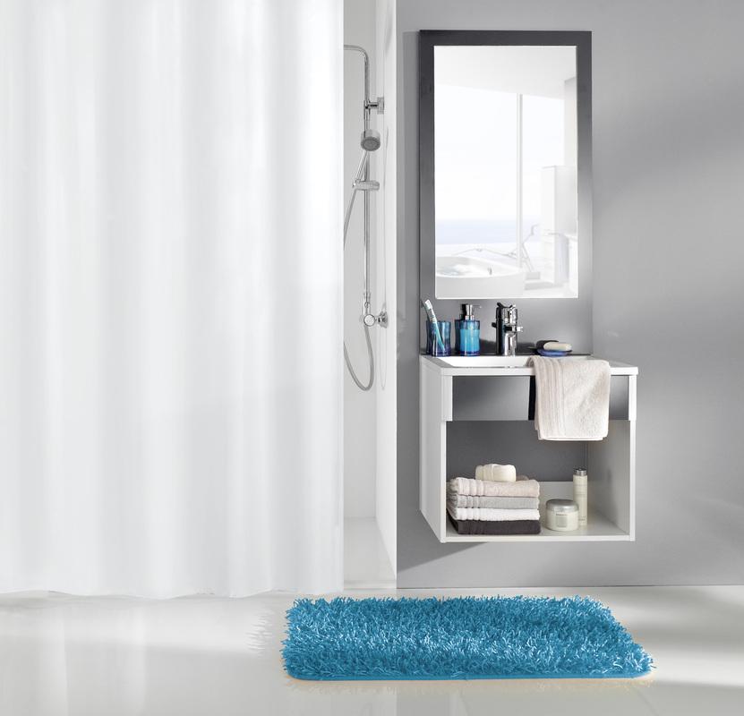 kleine wolke duschvorhang caravelle wei badaccessoires. Black Bedroom Furniture Sets. Home Design Ideas