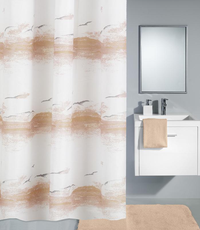 kleine wolke duschvorhang seaside platane badaccessoires duschvorhang bei tepgo kaufen. Black Bedroom Furniture Sets. Home Design Ideas