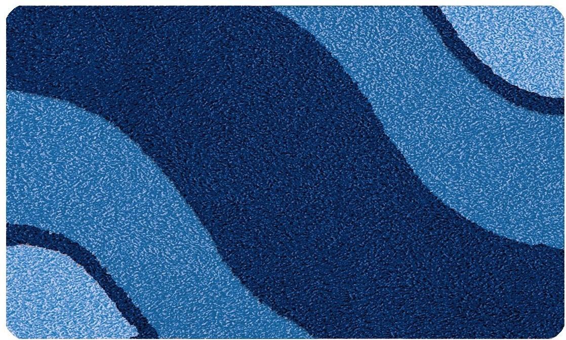 Kleine Wolke Badteppich Harmony SorAzurblau Badteppiche