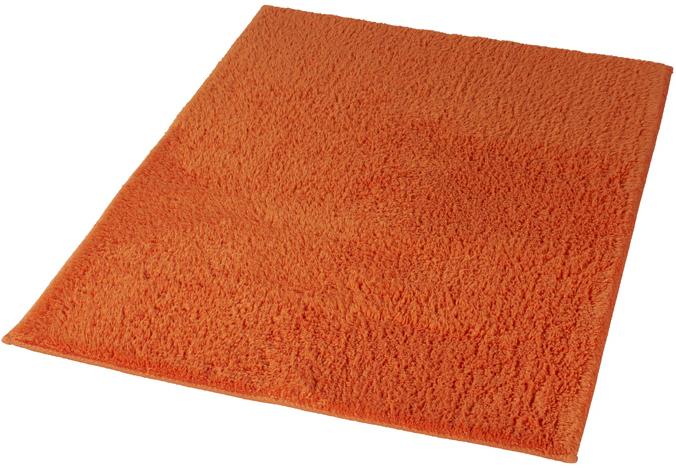 kleine wolke badteppich kansas orange badteppiche bei tepgo kaufen versandkostenfrei. Black Bedroom Furniture Sets. Home Design Ideas