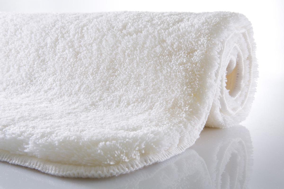 badteppich nach maß - Badezimmervorlagen Kleine Wolke