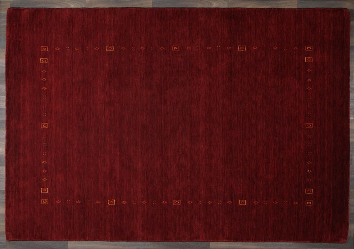 lori dream gabbeh teppich 3961 200 rot bei tepgo kaufen versandkostenfrei. Black Bedroom Furniture Sets. Home Design Ideas