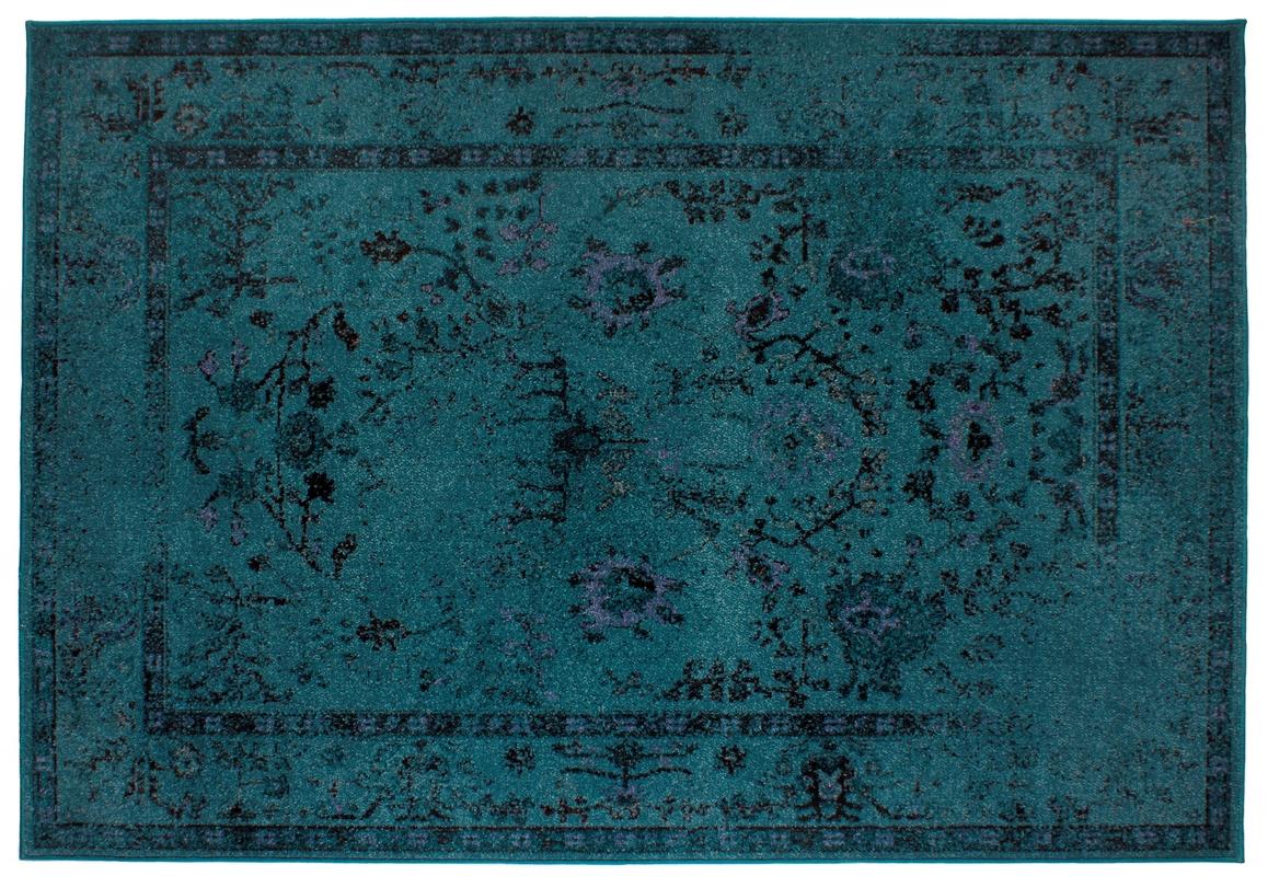 Orientteppich türkis  Luxor Living Bologna türkis Teppich bei tepgo kaufen ...