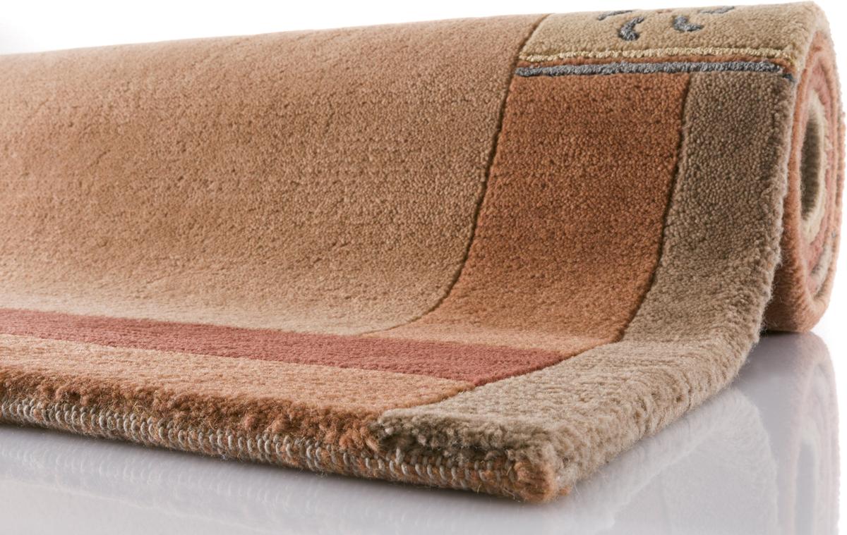 luxor living nepal teppich manali 101 terra teppich nepalteppich bei tepgo kaufen. Black Bedroom Furniture Sets. Home Design Ideas