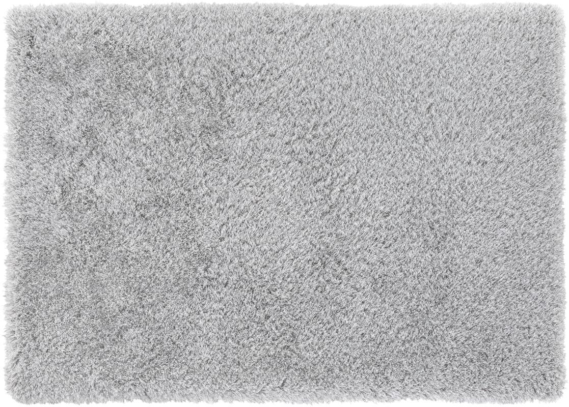 luxor living teppich sora grau teppich hochflor teppich bei tepgo kaufen versandkostenfrei. Black Bedroom Furniture Sets. Home Design Ideas
