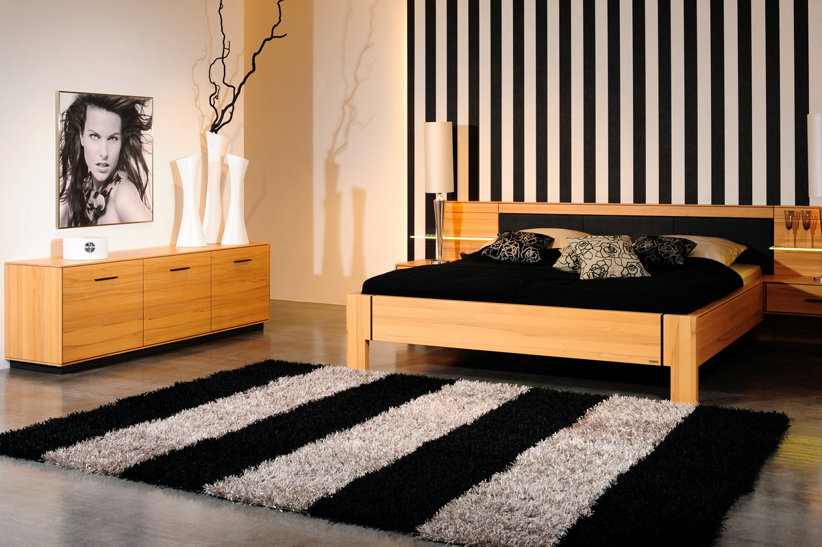 bilder luxor living hochflor teppich infinity grau. Black Bedroom Furniture Sets. Home Design Ideas