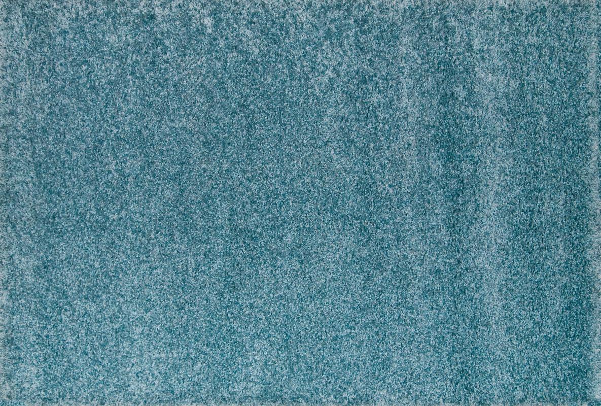 Luxor Living Hochflorteppich Luxury ice blue 10781