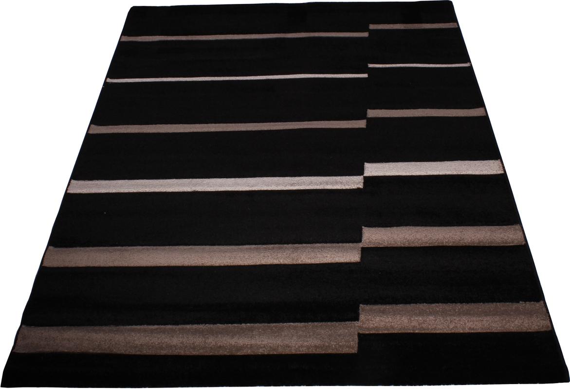 Luxor Living Teppich Lyon schwarz Angebote bei tepgo