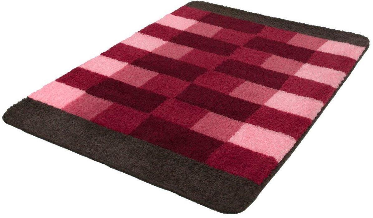 meusch badteppich romy purple badteppiche bei tepgo kaufen versandkostenfrei. Black Bedroom Furniture Sets. Home Design Ideas