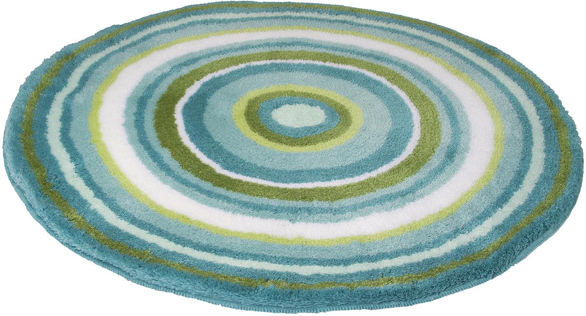 Teppich rund türkis  Meusch Badteppiche rund bei tepgo kaufen. Versandkostenfrei!