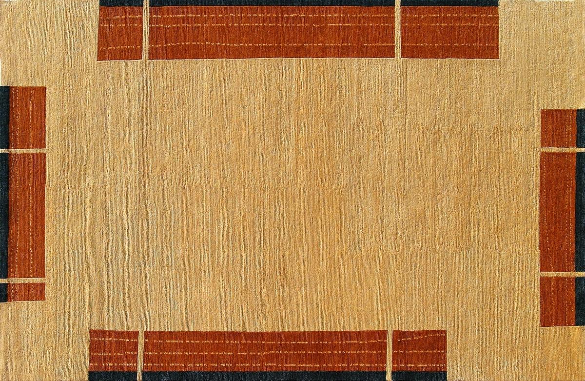 Nomade 268 apricot Teppich Nepalteppich bei tepgo kaufen