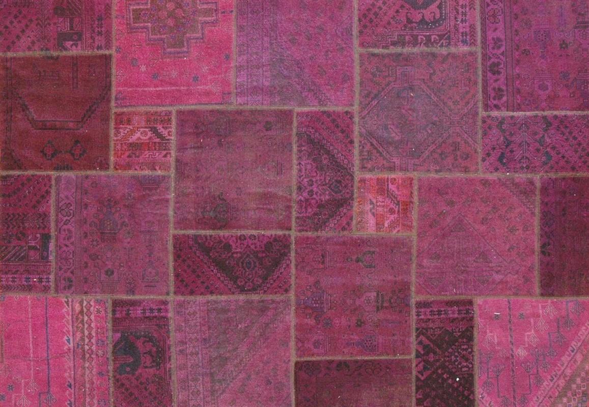 Perserteppich patchwork  Oriental Collection Patchwork 12 Teppich Orientteppiche bei tepgo ...