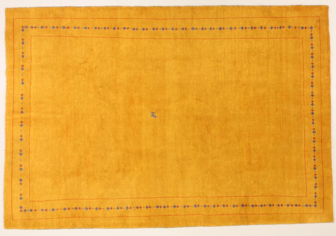 oriental collection gabbeh teppich gelb 99696 teppich orientteppiche bei tepgo kaufen. Black Bedroom Furniture Sets. Home Design Ideas