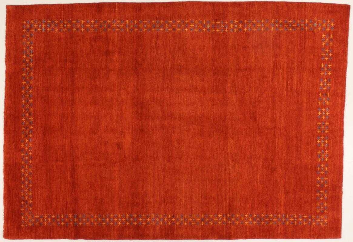 oriental collection gabbeh teppich rot 99685 teppich orientteppiche bei tepgo kaufen. Black Bedroom Furniture Sets. Home Design Ideas