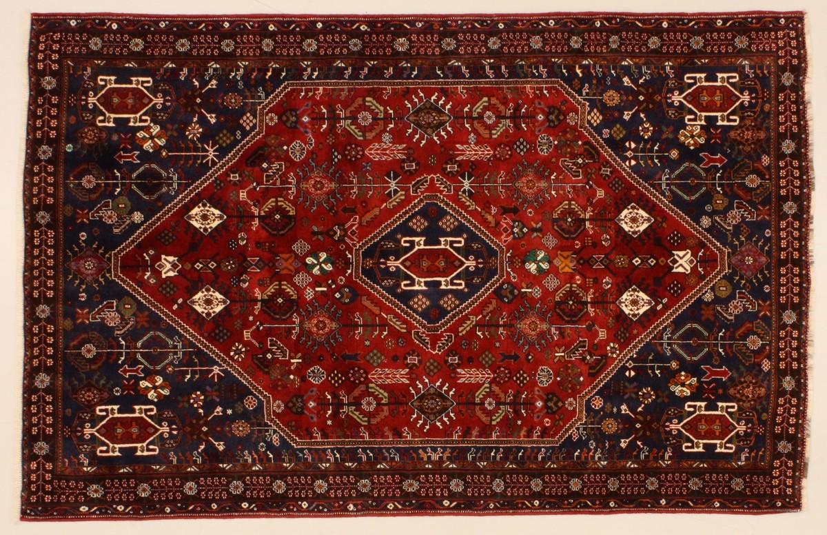 Perser teppich muster  Oriental Collection Ghashghai rot 75983 Teppich Orientteppiche bei ...