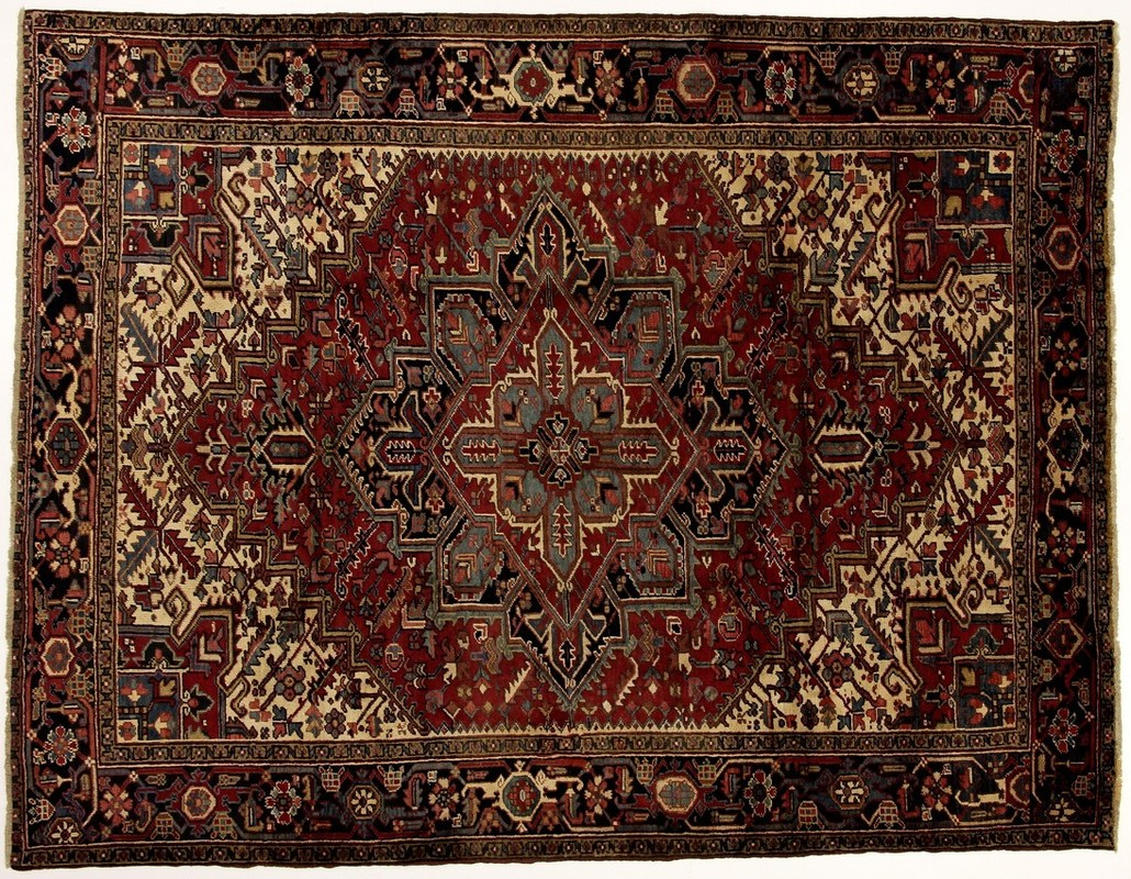 Oriental Collection Heriz, 240 x 307 cm Teppich