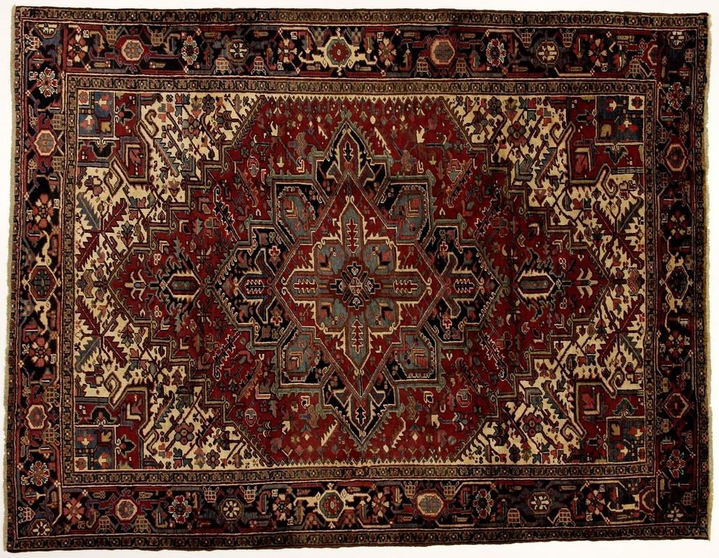 Oriental Collection Heriz, 240 x 307 cm Teppich