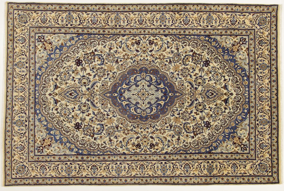 oriental collection nain teppich schurwolle perser 12la 200 x 300 cm teppich orientteppiche. Black Bedroom Furniture Sets. Home Design Ideas