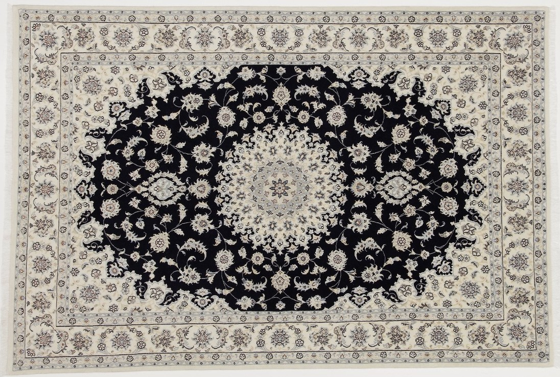oriental collection nain teppich 9la 170 x 250 cm teppich orientteppiche bei tepgo kaufen. Black Bedroom Furniture Sets. Home Design Ideas