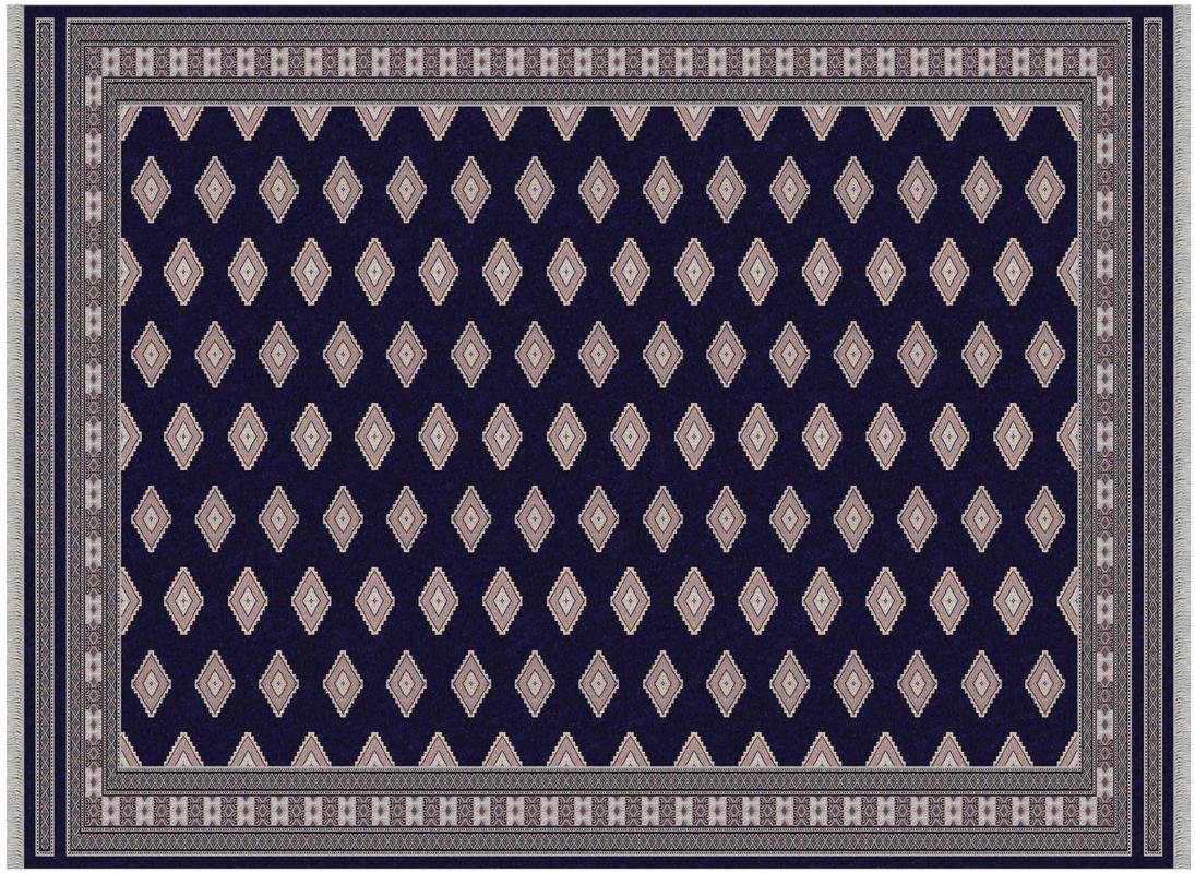 Orientteppich blau  Orientteppich In Rot Und Blau: Orient teppich marrakesh isfaher ...