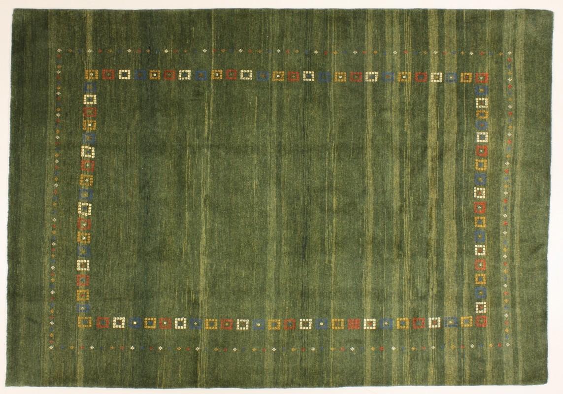 Perserteppich grün  Oriental Collection Rissbaft grün 99677, Orient-Teppich / Rissbaft ...