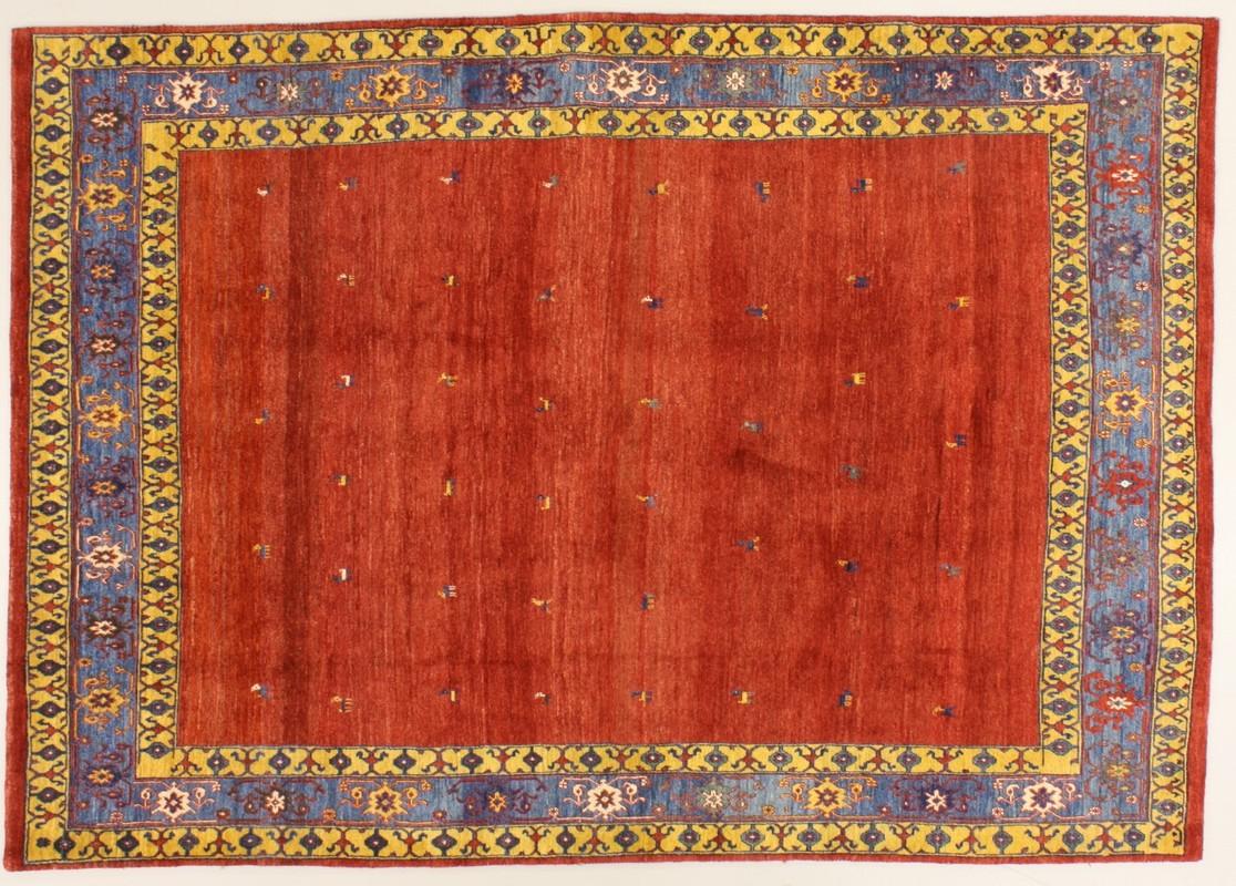 oriental collection rissbaft rot 99676 orient teppich rissbaft gabbeh teppich orientteppiche. Black Bedroom Furniture Sets. Home Design Ideas