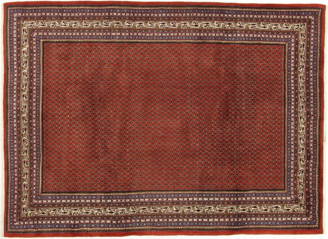 oriental collection teppich sarough mir perser handgekn pft reine schurwolle 220 x 300 cm. Black Bedroom Furniture Sets. Home Design Ideas