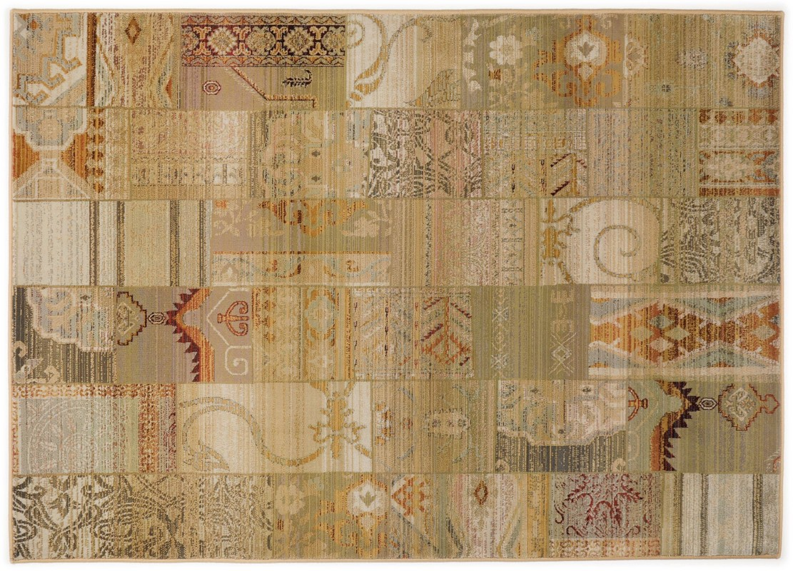 Oriental Collection Orient Teppich, Gabiro, 5504, beige
