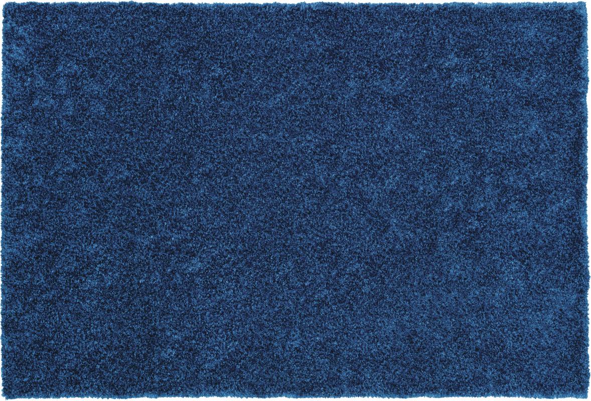 sch ner wohnen hochflor teppich emotion 020 blau. Black Bedroom Furniture Sets. Home Design Ideas