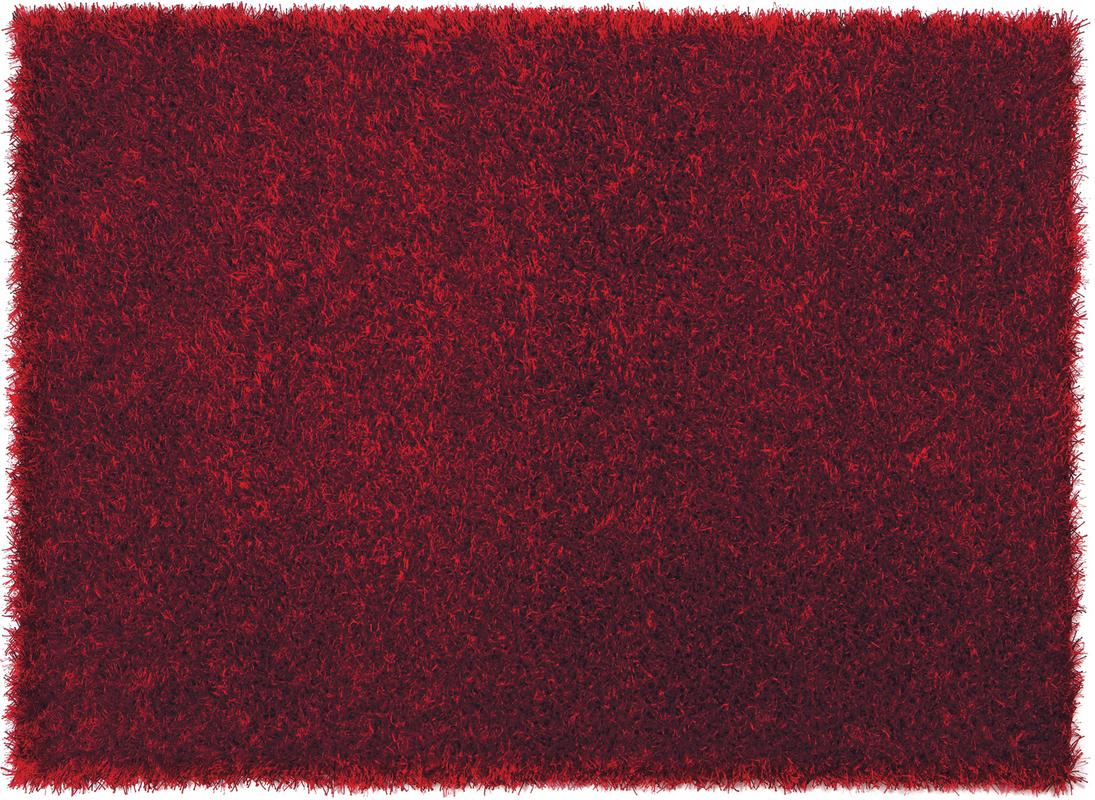 sch ner wohnen hochflor teppich feeling burgund 55 mm florh he teppich hochflor teppich bei. Black Bedroom Furniture Sets. Home Design Ideas