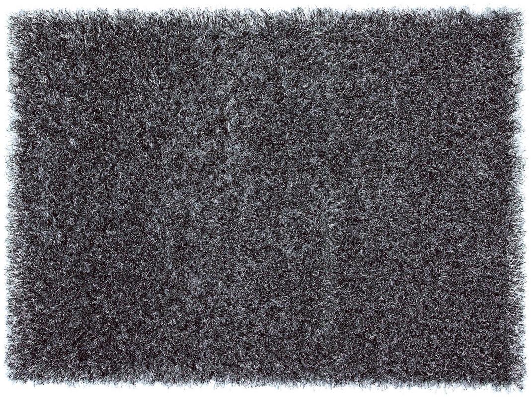 sch ner wohnen hochflor teppich feeling anthrazit 55 mm. Black Bedroom Furniture Sets. Home Design Ideas