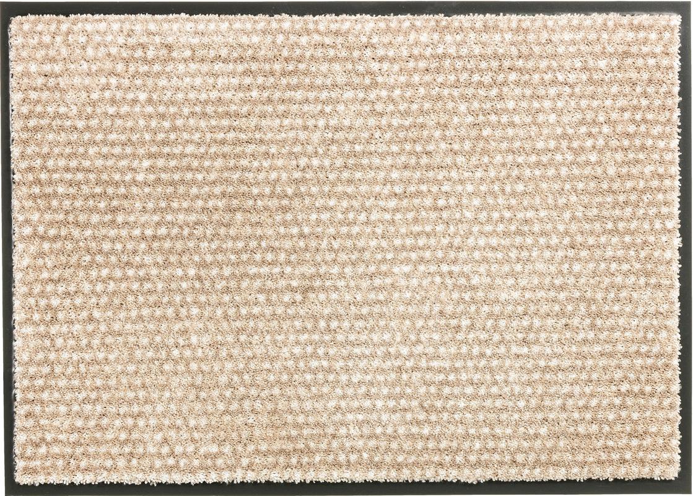 Beeindruckend Fußmatte Beige Beste Wahl Schöner Wohnen Fußmatte Miami Design 002, Farbe