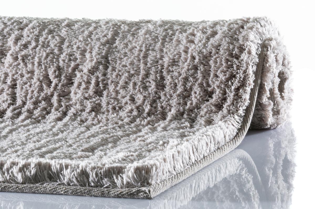 sch ner wohnen teppich harmony farbe 4 silber bei. Black Bedroom Furniture Sets. Home Design Ideas