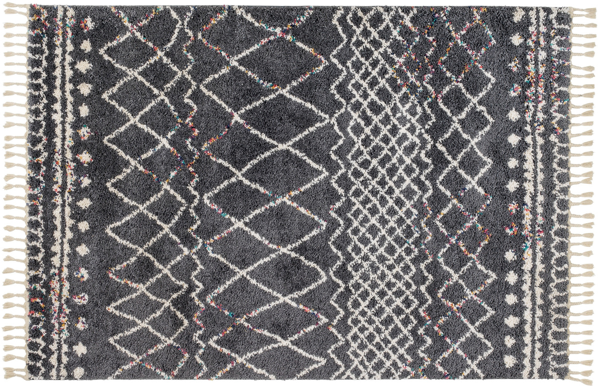 Sch ner wohnen teppich urban design 182 farbe 040 grau for Schoner wohnen farbe grau