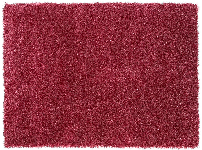 sch ner wohnen teppich touch pink teppich hochflor teppich bei tepgo kaufen versandkostenfrei. Black Bedroom Furniture Sets. Home Design Ideas