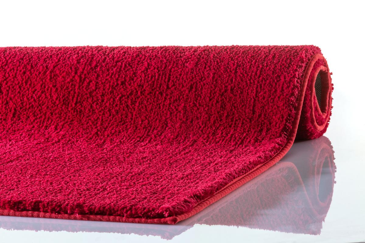 sch ner wohnen teppich victoria 010 rot 14 mm florh he bei tepgo kaufen versandkostenfrei. Black Bedroom Furniture Sets. Home Design Ideas