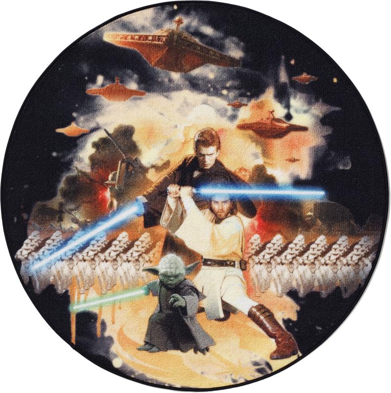 Star wars teppich 23343920171007 - Star wars couchtisch ...