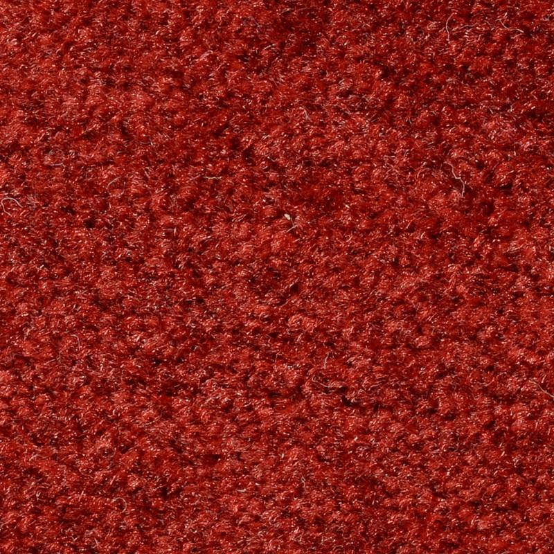 Hometrend , Teppichboden, Erfurt Velours bedruckt Rot
