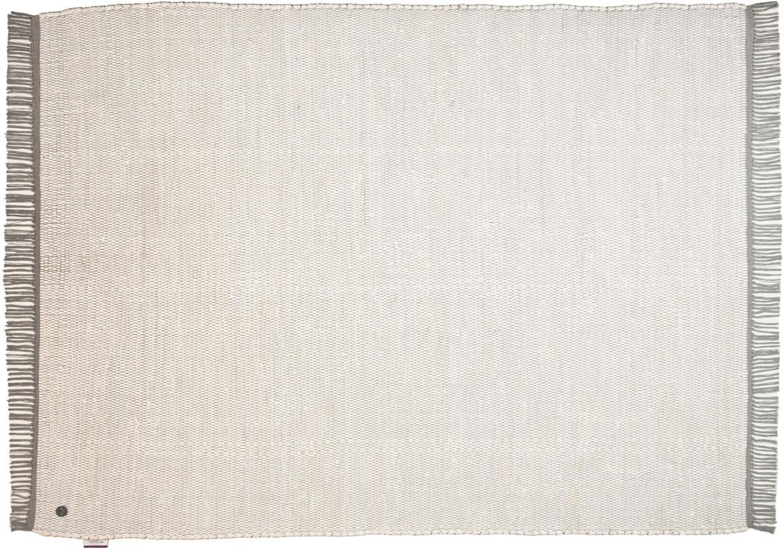 tom tailor teppich cotton color uni wei bei tepgo kaufen versandkostenfrei. Black Bedroom Furniture Sets. Home Design Ideas