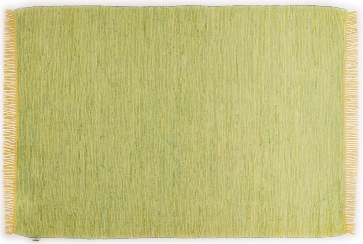 tom tailor teppich cotton colors uni green kelim bei. Black Bedroom Furniture Sets. Home Design Ideas