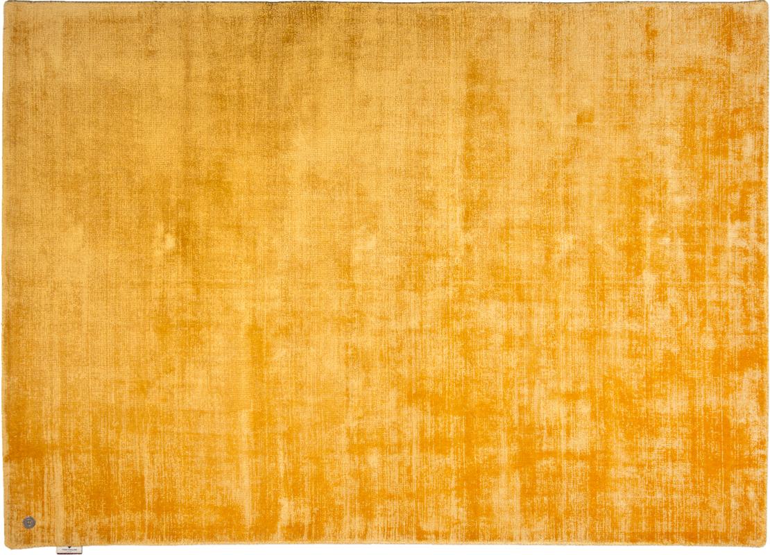 tom tailor viskose teppich shine uni 870 gold bei tepgo kaufen versandkostenfrei. Black Bedroom Furniture Sets. Home Design Ideas
