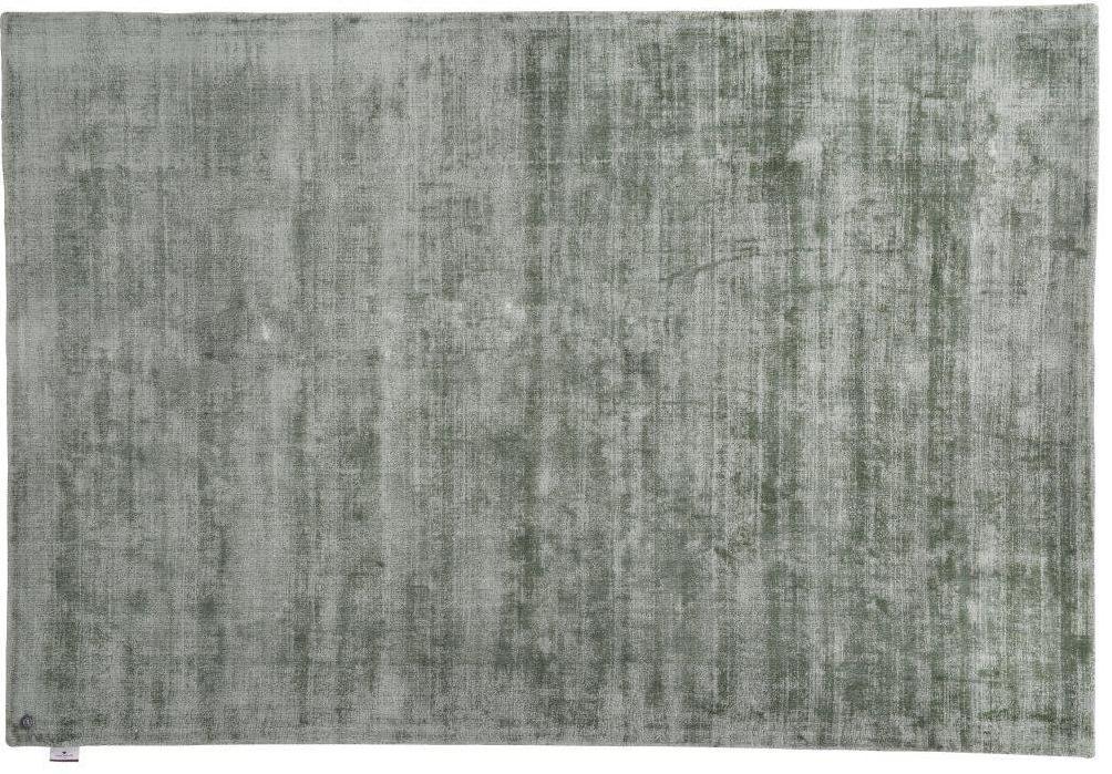 Tom Tailor Viskose Teppich Shine Uni 300 Grun Bei Tepgo Kaufen