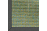 Astra Sisal-Teppich, Salvador, Col. 36 gold/ t�rkis
