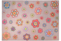 ESPRIT Back To Flower Power ESP-3412-01 sand 170 x 240 cm