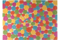 ESPRIT Color Drops ESP-2983-01 multicolour 70 x 140 cm