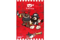 nici , Kinder-Teppich, Pirates