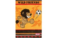 nici , Kinder-Teppich, Wild Friends Big El