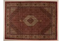 Oriental Collection Bidjar-Sand rot 75962, Perser-Teppich