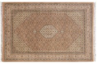 Oriental Collection Bihar Bidjar rose 200 x 200 cm rund